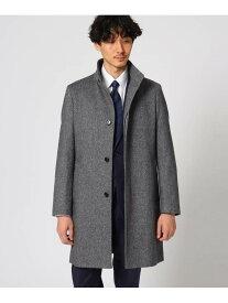【SALE/20%OFF】TAKEO KIKUCHI 【Sサイズ~】W/CA コート タケオキクチ コート/ジャケット コート/ジャケットその他 グレー ブラウン ベージュ ネイビー【送料無料】