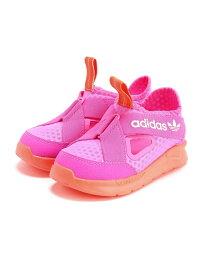 adidas Originals 360 サンダル [360 Sandals] アディダスオリジナルス (キッズ/子供用) アディダス シューズ キッズシューズ ピンク ブラック ブルー【送料無料】