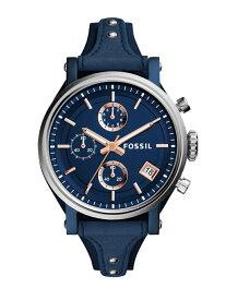 FOSSIL FOSSIL(W)ORIGINAL BOYFRIEND ES4113I フォッシル ファッショングッズ 腕時計 ブルー【送料無料】
