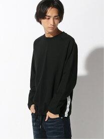 Calvin Klein Jeans CALVIN KLEIN 【カルバン クライン ジーンズ】 メンズ ロゴ スウェット トレーナー カルバン・クライン カットソー スウェット ブラック【送料無料】