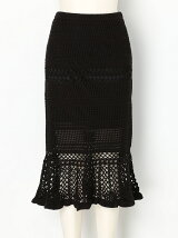 マーメイドクロシェスカート