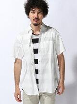 ガーメントダイビッグシャツ