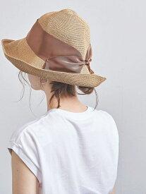 UNITED ARROWS 【一部別注】<Athena New York(アシーナ ニューヨーク)>RISAKO TANBODY 21SS ハット ユナイテッドアローズ 帽子/ヘア小物 ハット ブラウン ブラック グレー【送料無料】