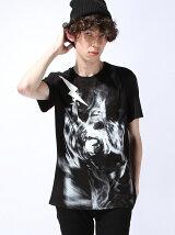 """【U】KS Tシャツ """"WHT INK"""""""