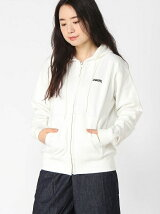 LOGO ZIP SWEAT HOODI