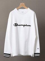【別注】 <CHAMPION(チャンピオン)> JERSEY WIDE/スウェット