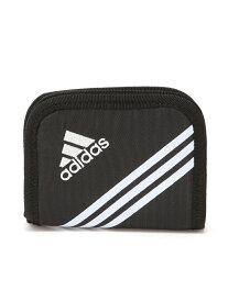 adidas adidas/アディダス*二つ折り財布 ファスナー開閉コインケース・ウォレットコード付き 47622 エースバッグズアンドラゲッジ 財布/小物