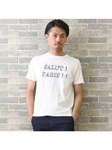 SALUT-Tシャツ