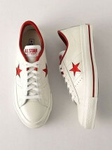 <CONVERSE(コンバース)>ONE STAR MADE IN JAPAN レザースニーカー