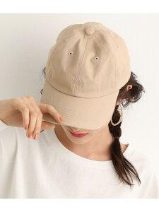 【SALE/30%OFF】ViS 【Lee】ViS別注 ツイルロゴキャップ ビス 帽子/ヘア小物 キャップ ベージュ ブラック ブラウン
