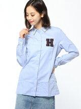 (W)Hワッペンシャツ