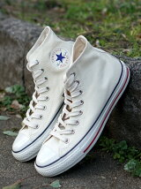 CONVERSE × BEAMS / 別注 ALL STAR R HI スニーカー