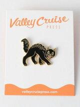 <Valley Cruise Press>ブラックキャットピンズ