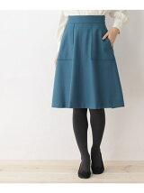 【SSサイズあり】台形クラシックボタニースカート