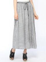 Lugnoncure/スラブマキシスカート