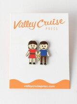 <Valley Cruise Press>TRUELOVE ピンズ