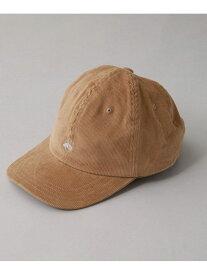 【SALE/30%OFF】BROOKS BROTHERS コーデュロイキャップ ナノユニバース 帽子/ヘア小物 帽子その他 ブラウン ネイビー【送料無料】
