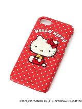【コラボアイテム】HELLO KITTY iPhone7ケース