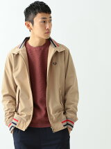 FRED PERRY × BEAMS / 別注 ハリントンジャケット 18SS