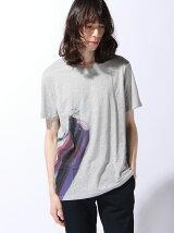 (M)DCコミックス×BENETTONコラボMANプリント半袖Tシャツ
