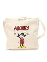 ミッキー2WAYトートバッグ