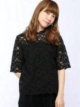 S・レースH/N TOPS 5分袖