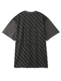 【SALE/30%OFF】SILAS SS TEE DIAGONAL LOGO サイラス カットソー Tシャツ ブラック グリーン カーキ ホワイト