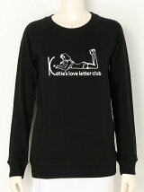 LOVE LETTER CLUB crew neck