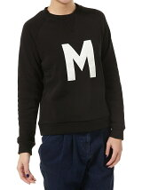 M TYPE SWEAT TOPS