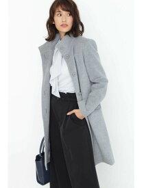 【SALE/64%OFF】BOSCH スタンドカラーコート ボッシュ コート/ジャケット ショートコート グレー ブラック【送料無料】
