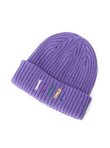 LOGO COTTON KNIT CAP