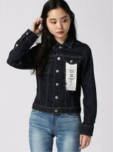 BIG JOHN/(W)COMPLETE FREE DENIM JACKET