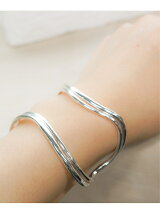 NothingAndOthers/Double Line Bangle