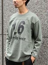 【1M】フットボールシャツ
