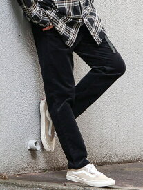 【SALE/46%OFF】coen ストレッチコーデュロイ5ポケットパンツ(一部WEB限定カラー)# コーエン パンツ/ジーンズ フルレングス ブラック グレー ベージュ ブラウン グリーン ネイビー