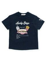 FOODグラフィックTシャツ