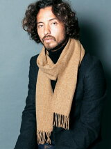 MOON×Magine WOOL MUFFLER