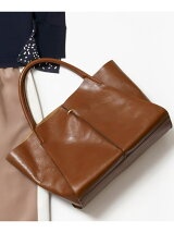 Leather Tote バッグ