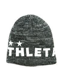 【SALE/30%OFF】ATHLETA ウォームニットキャップ アスレタ 帽子/ヘア小物 ニット帽/ビーニー ブラック グリーン ネイビー