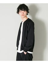 URBAN RESEARCH iD TRACK JERSEY JACKET