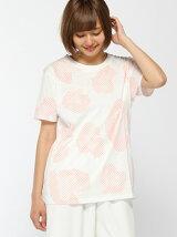 ヒョウ柄Tシャツ