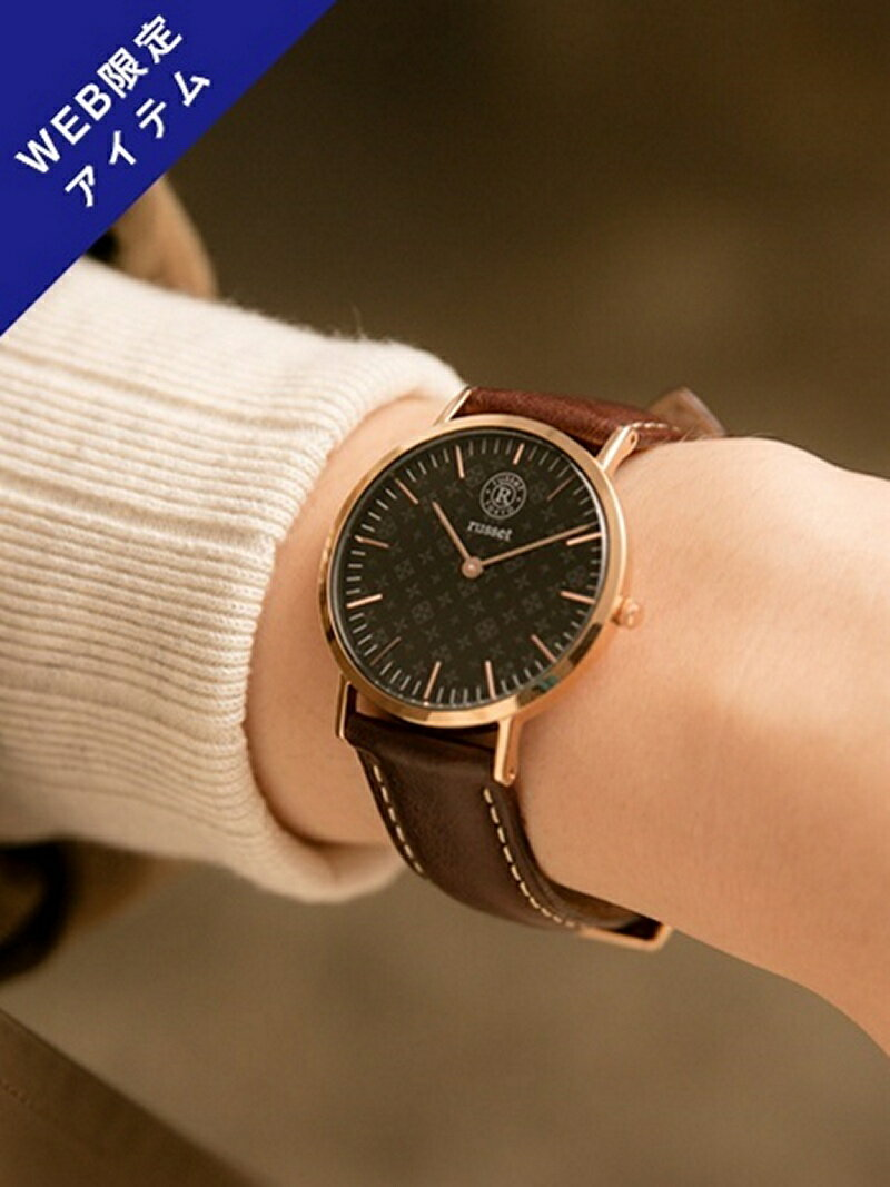 【SALE/50%OFF】russet russet WATCH LIMITED EDITION ラシット ファッショングッズ【RBA_S】【RBA_E】【送料無料】