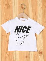 NICE Tシャツ/キッズ/夏
