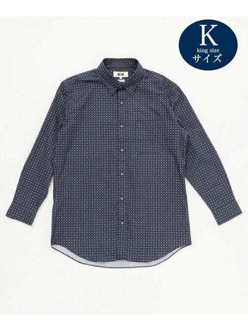 JOSEPH ABBOUD (ジョセフアブード) フランネルプリントシャツ
