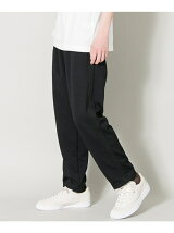 URBAN RESEARCH iD TRACK JERSEY PANTS
