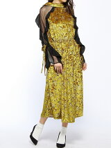 sister jane / Gold Rush Dress レイ ビームス Ray BEAMS