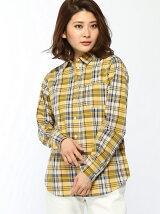 タイプライターチェックシャツ