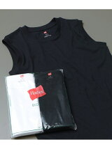 【Hanes FOR BIOTOP】Sleeveless T-Shirts 2color
