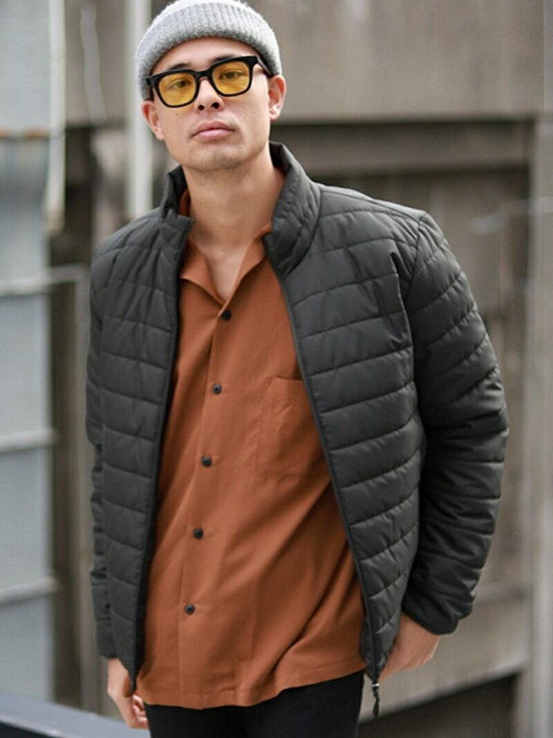 【SALE/38%OFF】GIORDANO (M)スタンドジャケット ジョルダーノ コート/ジャケット【RBA_S】【RBA_E】
