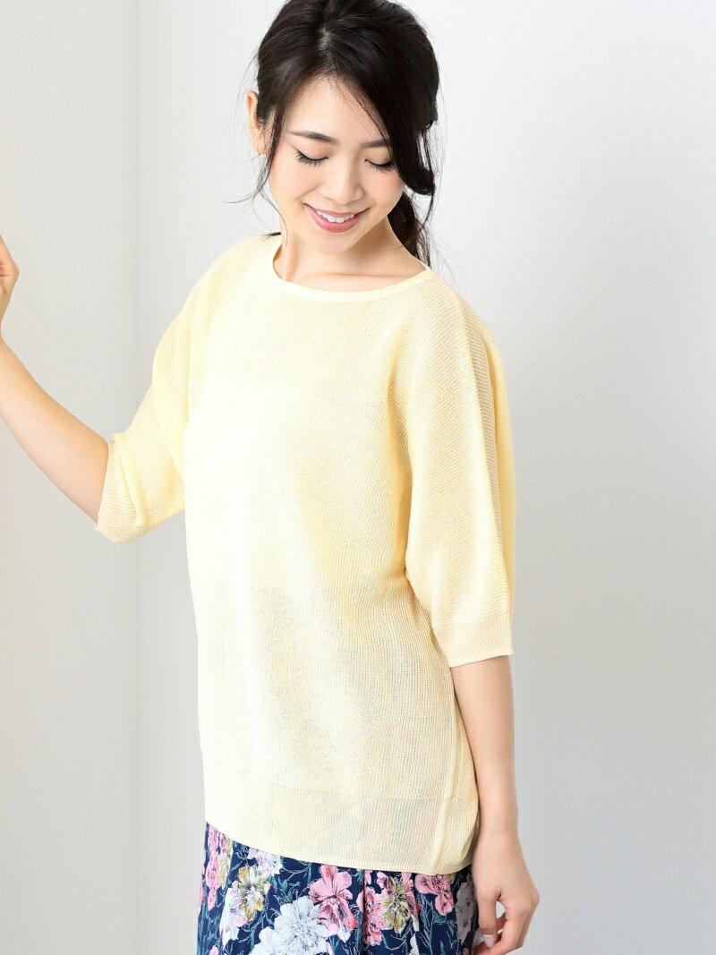 【SALE/70%OFF】MEW'S REFINED CLOTHES ラメドルマンニット ミューズ リファインド クローズ ニット【RBA_S】【RBA_E】